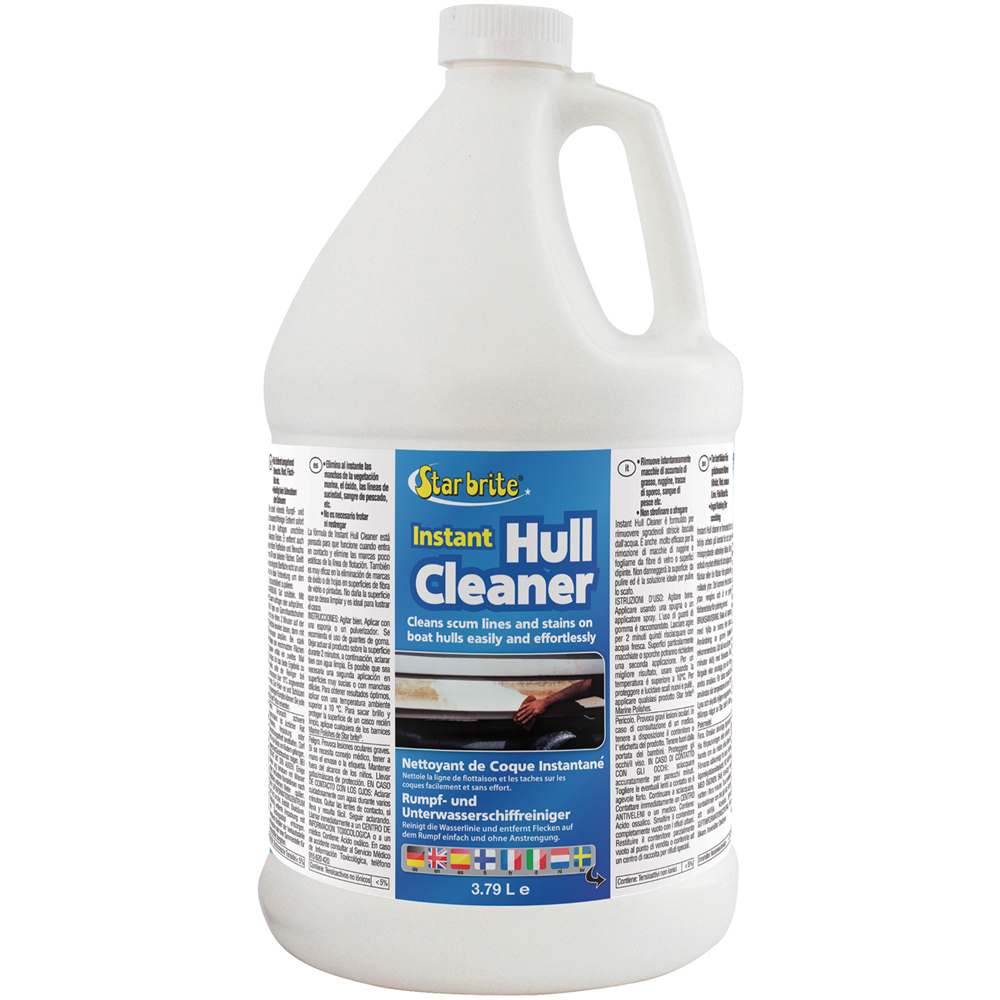 starbrite romp en bodemreiniger instant hull cleaner gallon 3800 ml